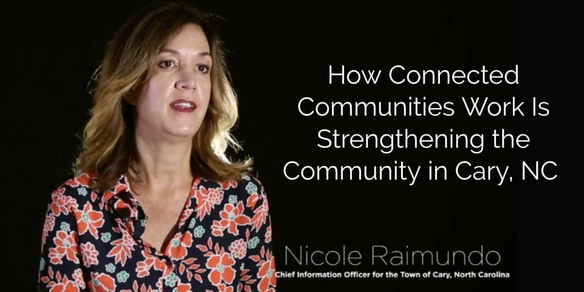 How Connected Communities Work Is Strengthening the Community in Cary, NC - Featured Image