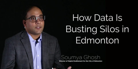 How Data Is Busting Silos in Edmonton