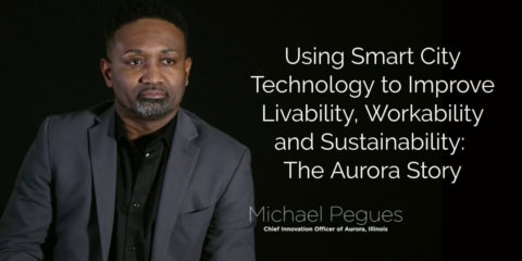 Using Smart City Technology to Improve Livability, Workability and Sustainability: The Aurora Story