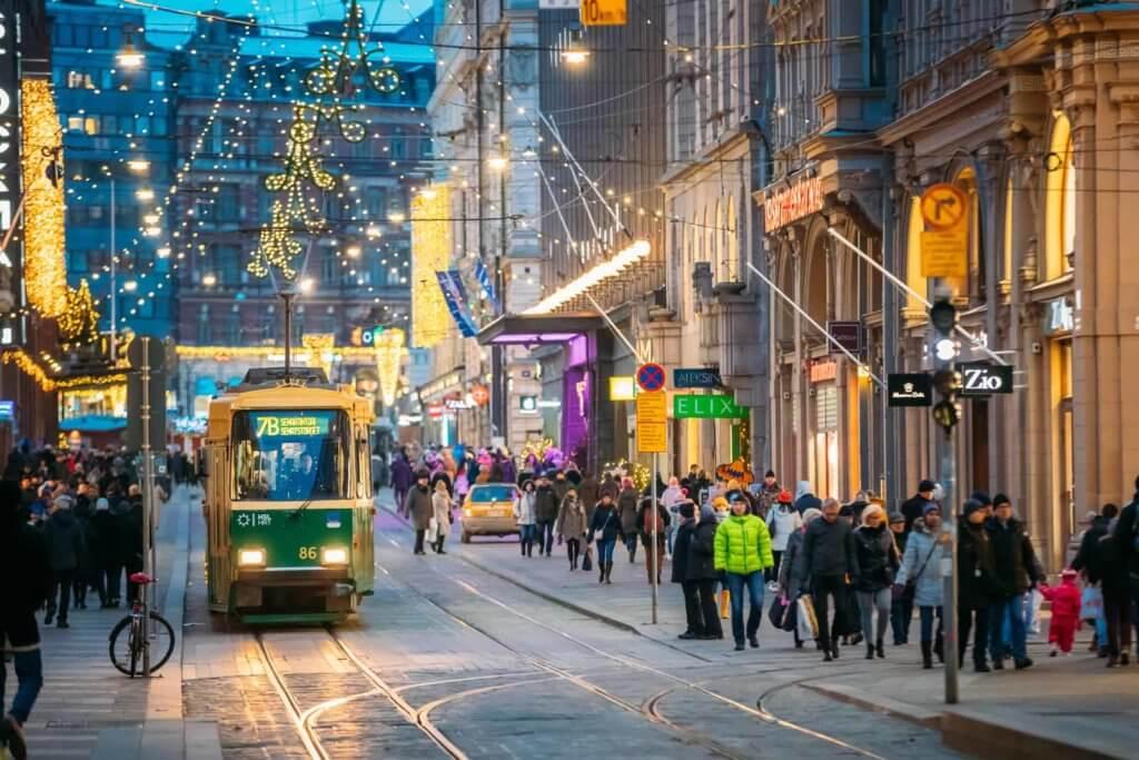 helsinki - smart city strategy