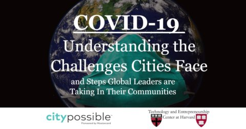 COVID-19: Understanding the Challenges Cities Face