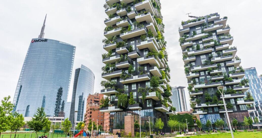 smart buildings - creating sustainable buildings