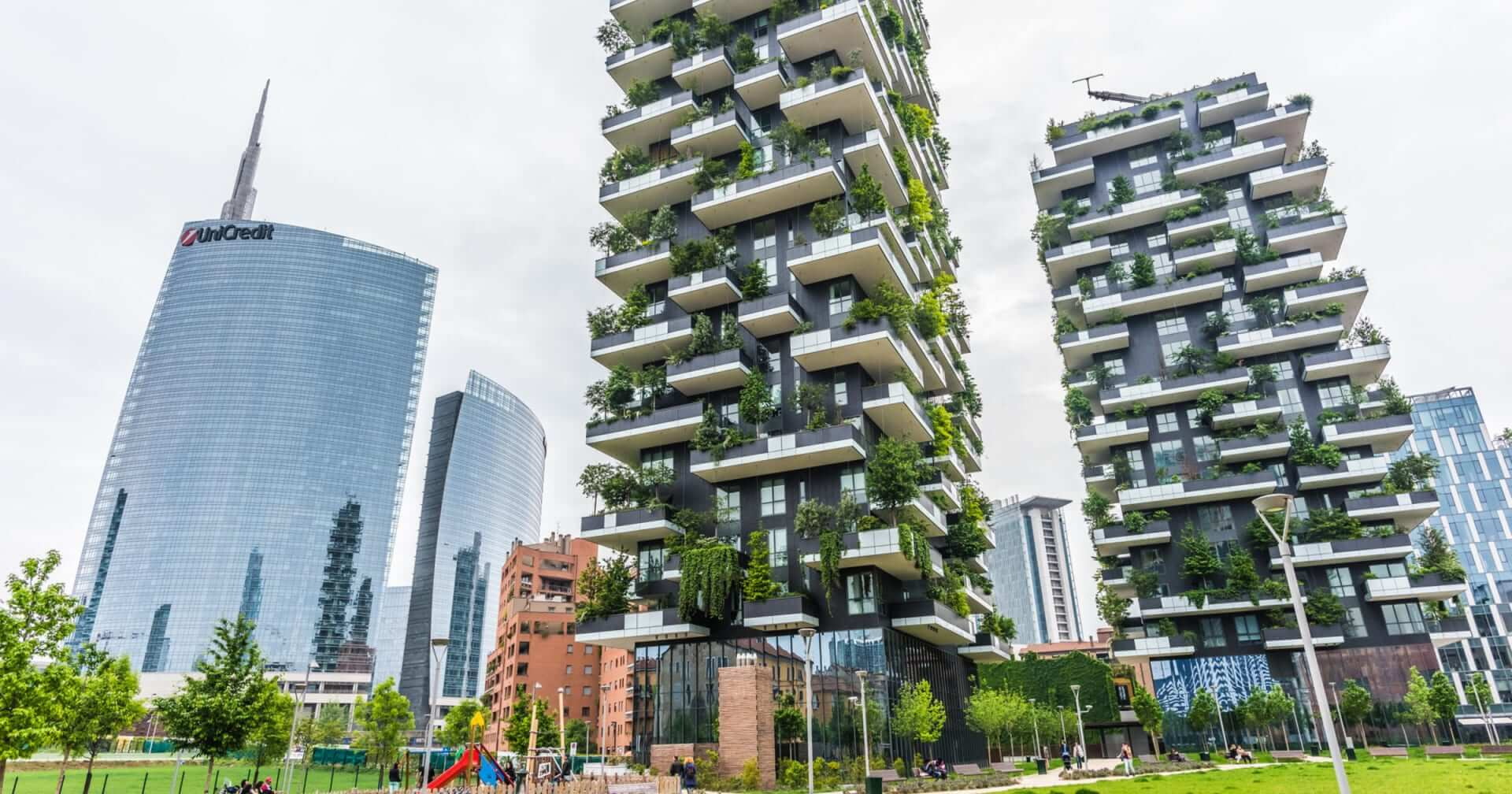 smart buildings - creating sustainable buildings