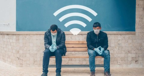 London and Dublin Use Wi-Fi to Enforce Social Distancing and Detect Crowds